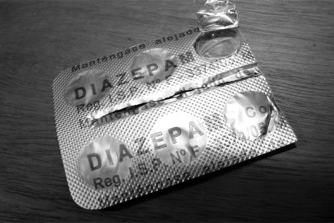 how to take diazepam for anxiety