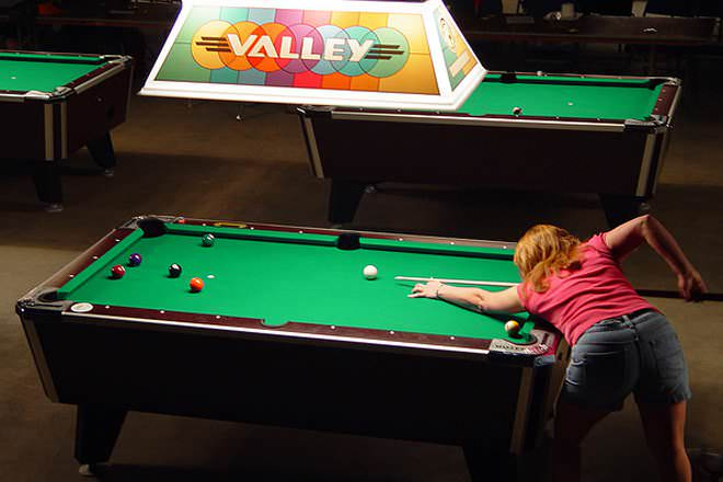 Billiards table vs pool table difference and comparison diffen - What is the size of a standard pool table ...