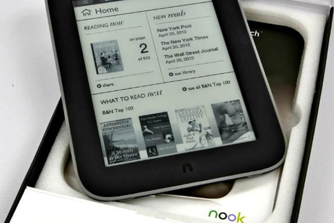 Kindle paperwhite vs nook simple touch with glowlight difference nook simple touch with glowlight ccuart Images