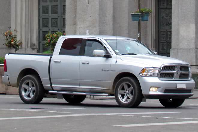 Double Cab Pickup Trucks >> Crew Cab vs Quad Cab - Difference and Comparison | Diffen