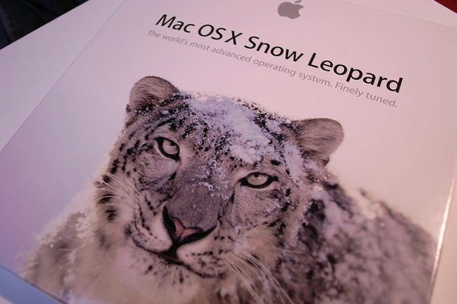 Snow Leopard (Mac OS X)