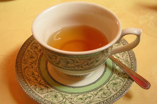 essay on a cup of tea