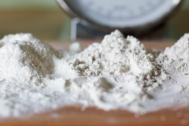 Bleached Flour