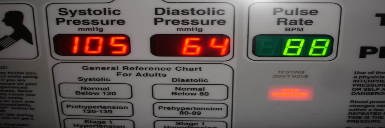 Systolic VS. Diastolic Blood Pressure