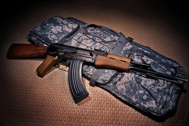 AK-47 vs AK-74 - Difference and Comparison | Diffen