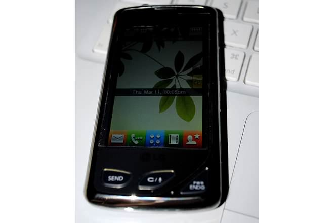 LG Chocolate Touch / 8575 Touch