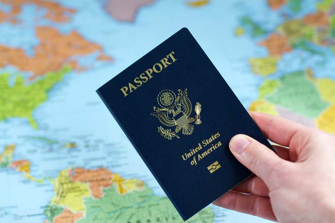 Indian Passport Validity For Travel To Usa