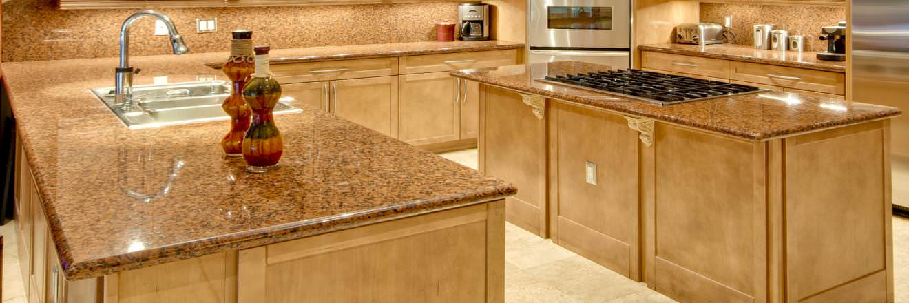 Quartz vs granite difference and comparison diffen for Cost of quartz vs granite countertops