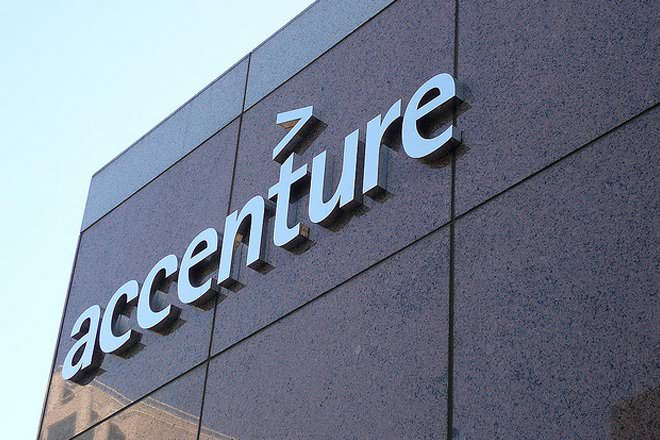 Accenture As An ERP Services Provider