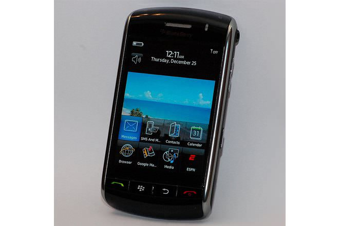 Research In Motion BlackBerry Storm2 9550