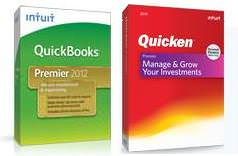 Quickbooks and Quicken by Intuit Inc.