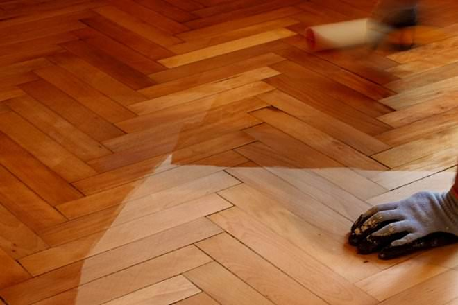Laminate vs. Hardwood Flooring. Hardwood Floor