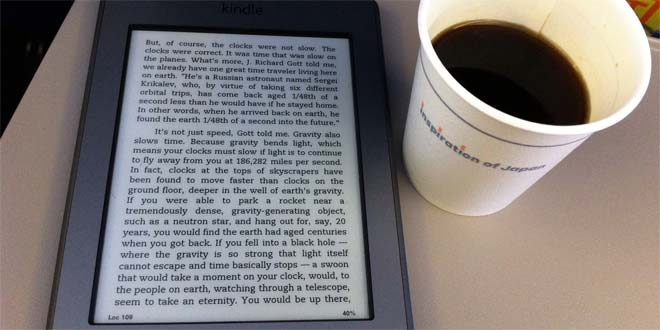 Nook Reader Vs Kindle Reader: Kindle Touch Vs Nook Simple Touch