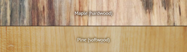 Hardwoods and Softwoods: What is the Difference?