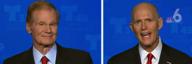Bill Nelson vs Rick Scott