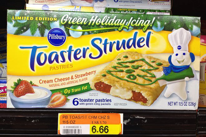 Pop Tarts vs Toaster Strudel Difference and parison