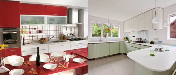 granite comes in a number of different shades eg creams grays greens browns reds both light and dark because granite is a natural stone