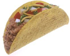 A taco