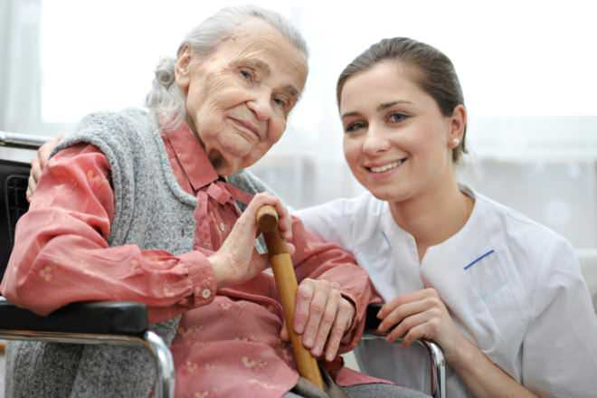 Care Home Versus Assisted Living