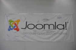 The Joomla Banner