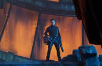 Khan from J.J. Abrams' Star Trek: Into Darkness.