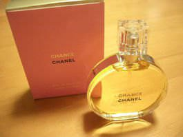 CHANCE, Eau De Toilette Spray by CHANEL ($120 on Amazon)