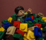 Legos are made of ABS
