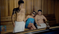 A sauna was featured in popular music video Gangnam Style