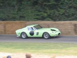 World's most expensive Ferrari: This 1962 Ferrari 250 GTO was sold for a whopping $35 million.