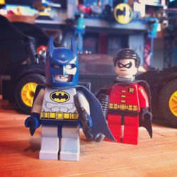 Batman & Robin (click to enlarge)