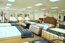 A mattress store