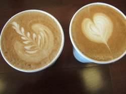 More Latte Art