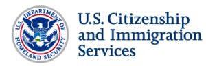 Logo of USCIS