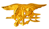 "Navy SEALs Insignia (the ""Budweiser"")"