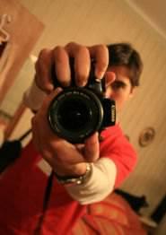 EOS 400D SLR Camera
