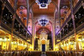The Great Synagogue, one of the largest Synagogue for Jews in Europe