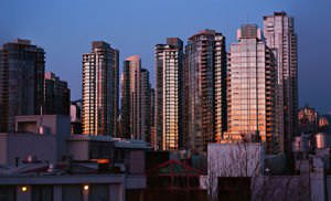 Condominiums in Vancouver BC