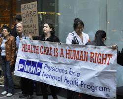 Healthcare: a right or a privilege?