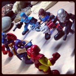Avengers or Revenge-seekers?