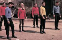 Characters from the 1960s Star Trek.