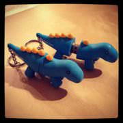 Tiny Dinosaur USBs (click to enlarge)