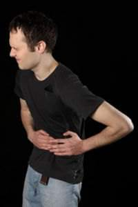 One of the common symptoms for Kidney stone is pain in the abdomen