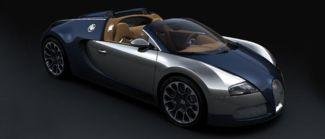 Bugatti Veyron Grand Sport Sang Bleu Edition
