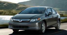 2013 Honda Civic Natural Gas